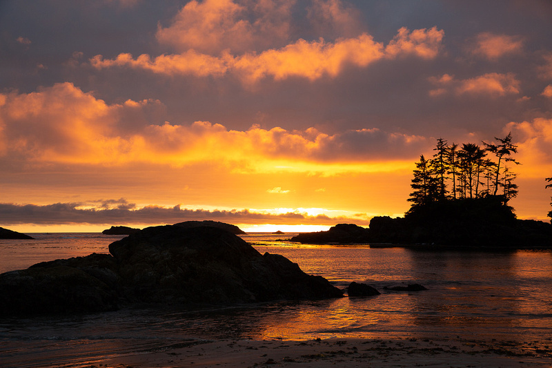 Ucluelet BC. Natural Lighting in Photography. Photos by Cheryl
